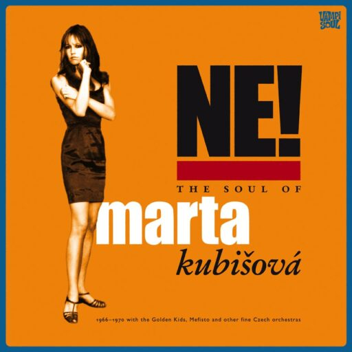 The soul of Marta Kubisova